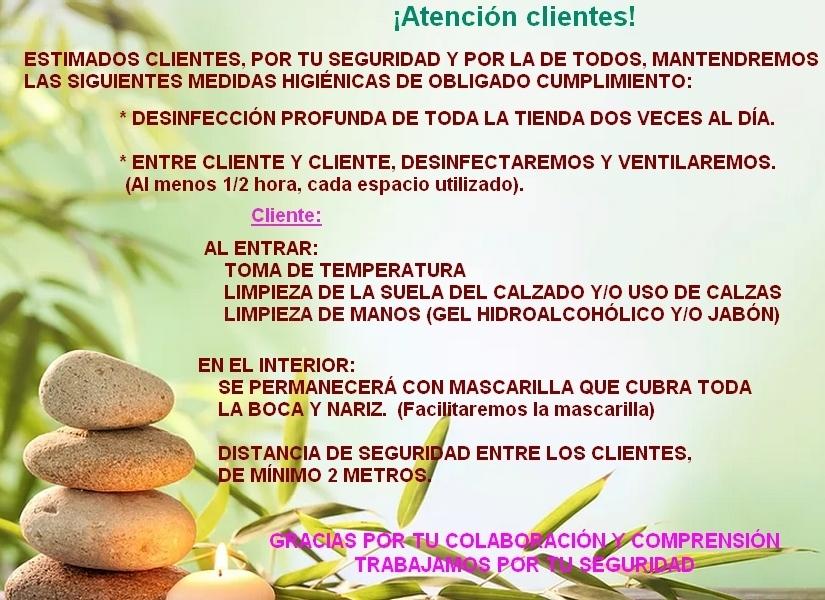 Oferta de masajes en Bilbao, medidas covid en centro de MAsajes