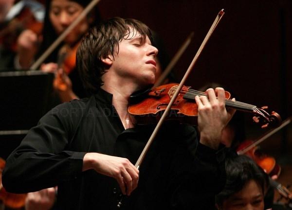 Joshua Bell y su Stradivarius de cuatro millones de dólares inauguran la temporada de Ibermúsica
