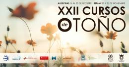 XXII CURSOS DE OTOñO