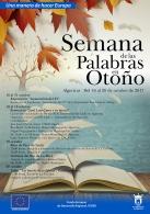 SEMANA DEL LAS PALABRAS EN OTOñO