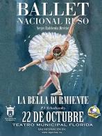 """BALLET NACIONAL RUSO """"LA BELLA DURMIENTE"""""""