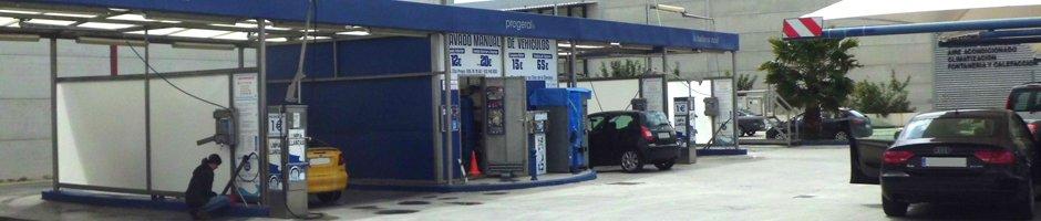 Limpieza del automovil, limpiar el coche, limpieza a presion, lavado agua
