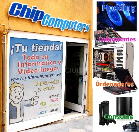 Chip Computers