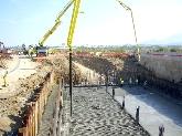 Obra civil en Campo de Gibraltar, Constructora.