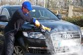 lavado de vehiculos, lavado de maquinaria, lavado al aire libre, lavado de motos
