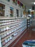 Stock de Pintura, Almacen de pinturas, pinturas para estuco, estuco