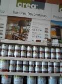 Stock, Pinturas, pintura blanca, pintura de color, pintura fachadas