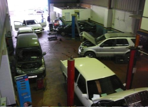 PACOCIA Centro Técnico de Automoción