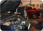 Profesionales del sector, profesionales mecanicos, mecanicos