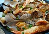 arroz negro en algeciras, pescado de dia