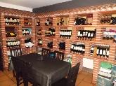 Vinoteca, vinos, vinos de la tierra, restaurante cadiz, restaurante castillo castellar