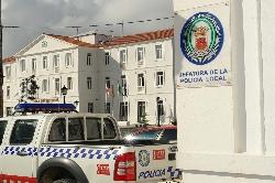 San Roque: La Policía Local recupera un vehículo de alta gama sustraído en Marbella