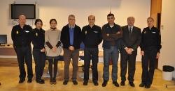 Algeciras: Apymeal y Policía Nacional aúnan esfuerzos para conseguir más seguridad en la zona comercial