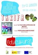 Tarifa: Juventud impulsada dos talleres gratuitos para aprender a elaborar máscaras.