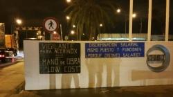 Algeciras: Acerinox anuncia beneficios mientras sus vigilantes piden nóminas dignas - http://www.horasur.com