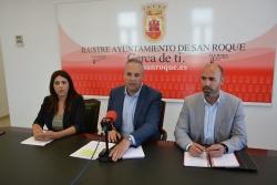 San Roque:  El alcalde viajará a Madrid para indagar sobre el rechazo de los fondos Edusi