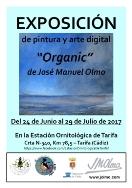 Tarifa: Exposición de pintura y arte digital de José Manuel Olmo, titulada