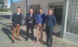Tarifa: El Consorcio de Transporte arregla el apeadero de autobuses de Tarifa