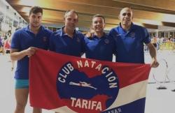 Tarifa:Expectaculares resultados en el XV Cto. Andalucía Open Máster de Invierno de natación