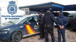 Algeciras: La Policía Nacional frustra un alijo y se incauta 2.500 kilos de hachís  - Horasur.com
