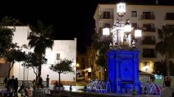 Algeciras: La fuente de la Plaza Alta ya luce mas bonita que nunca - Horasur.com