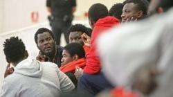 Tarifa: La Guardia Civil concluye los traslados de los migrantes desde Tarifa