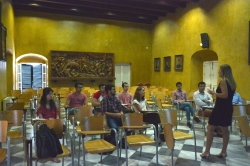 """San Roque:  Dos conferencias para el inicio del seminario """"Puertos 4.0. Digitalización y otros retos"""""""