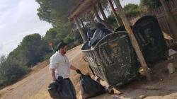 San Roque : Voluntarios participan en el Día Mundial de la Limpieza