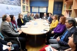 Algeciras: Landaluce preside la reunión de trabajo de cara a la organización del I Congreso Iberoamericano de Docentes que tendrá lugar en Algeciras