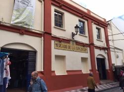 La Línea:  Desde hoy el mercado municipal de La Concepción amplía su horario comercial hasta las 16.00 horas