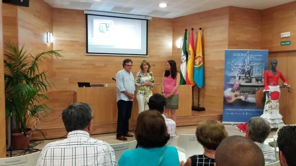 Algeciras: El periodista Manuel Curao diserta sobre Sabicas y su influencia en la obra de Paco de Lucía