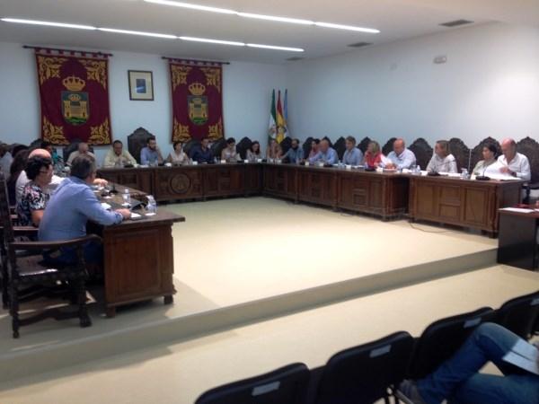 LA LíNEA:  EL JUEVES, 12 DE ENERO, PLENO ORDINARIO DE LA CORPORACIóN MUNICIPAL