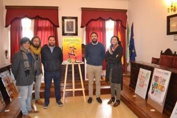 """Tarifa: """"CARNAVAL PICANTE"""", DE RUBÉN LUCAS, ES LA OBRA GANADORA PARA ILUSTRAR EL CARNAVAL 2017"""