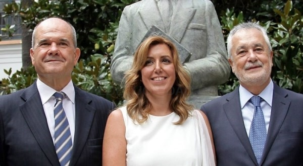 LA UE SEñALA A ANDALUCíA COMO LA AUTONOMíA MáS CORRUPTA DE ESPAñA - HORASUR.COM
