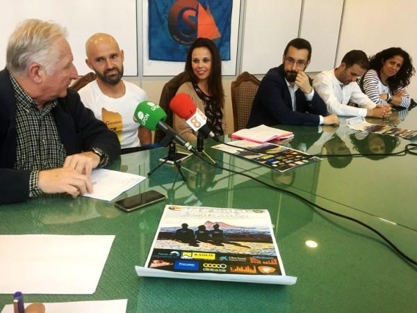 """LA LíNEA:  PRESENTADA LA SEXTA EDICIóN DE LA """"CRESTA DE SIERRA CARBONERA"""" QUE SE DISPUTARá EL DOMINGO"""