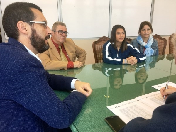 LA LíNEA:  EL TAEKWONDO LINENSE BUSCA ESTAR EN TOKIO 2020