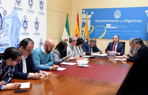 Algeciras: La Junta de Portavoces fija la celebración del próximo pleno para las cinco de la tarde del viernes