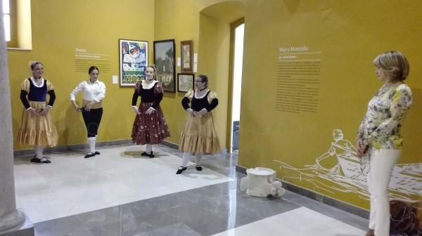 ALGECIRAS: PINTOR ASISTE A LA RECREACIóN DE LOS GRABADO DE ALGECIRAS CON MOTIVO DEL DíA DE LOS MUSEOS
