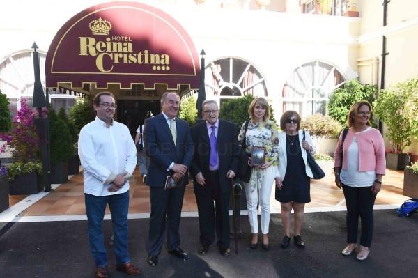 ALGECIRAS: LANDALUCE FELICITA A JUAN DE DIOS REGORDAN EN LA PRESENTACIóN DE SU NUEVO LIBRO
