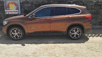 Tarifa: La Guardia Civil recupera dos vehículos sustraídos en el puerto de Tarifa