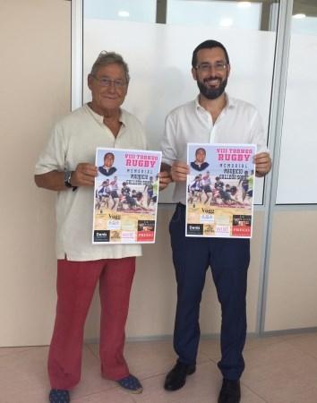LA LíNEA:  EL SáBADO DE CABALGATA, VIII TORNEO DE RUGBY MEMORIAL MAURICIO GALLEGO SORO