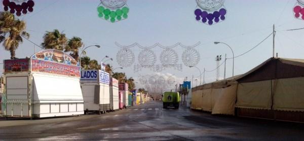 LA LíNEA: UN BANDO PROHíBE OBJETOS PELIGROSOS DURANTE LA VELADA Y FIESTAS