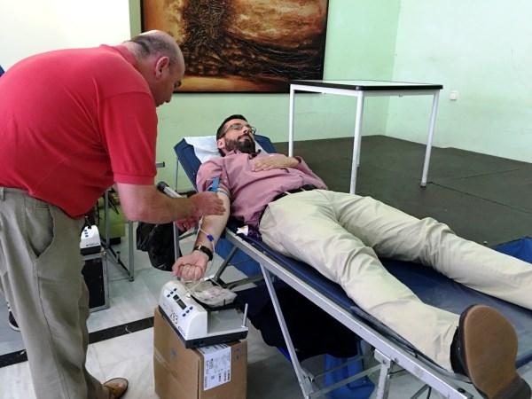 LA LíNEA:  LA úLTIMA CAMPAñA DE DONACIóN DE SANGRE EN LA LíNEA RECIBE A 166 DONANTES