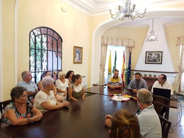 ALGECIRAS: RODRíGUEZ ROS ASISTE A LA PRESENTACIóN EN SOCIEDAD DE LA TITAN DESERT 2018