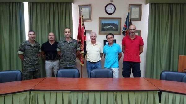 """La Línea: Abierta la inscripción para la VI Carrera Cívico Militar """"Entre dos ciudades"""""""