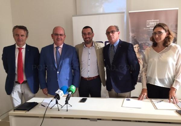 La Línea:  El Consejo Territorial del Campo de Gibraltar de la CEC celebra en La Línea unas jornadas de trabajo
