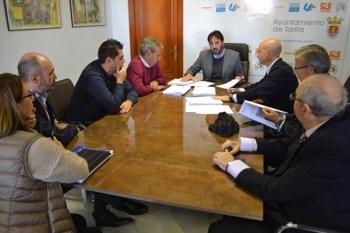 TARIFA: AYUNTAMIENTO Y METROVACESA FIRMAN EL CONVENIO PARA EL DESARROLLO DE ALBACERRADO
