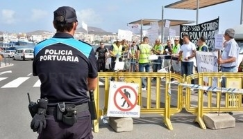 """Tarifa: Un ruso en """"busca y captura"""" es localizado por la Policía Portuaria en el Puerto de Tarifa"""