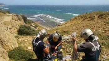 Tarifa: Recuperan un cadáver en la zona de Guadalmesí, en Tarifa
