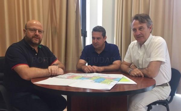 LA LíNEA:  IMPULSO Y DESARROLLO URBANO COMPLETA LA DOCUMENTACIóN PARA INICIAR EL CAMBIO DE USO DEL ANTIGUO SOLAR DE MAYORISTAS